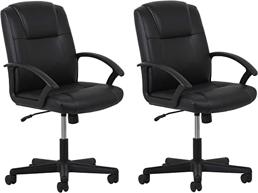 OFM Essentials Leather Executive Chair