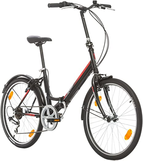 BIKE SPORT LIVE ACTIVE Bikesport Folding Bicicleta Plegable Ruedas ...