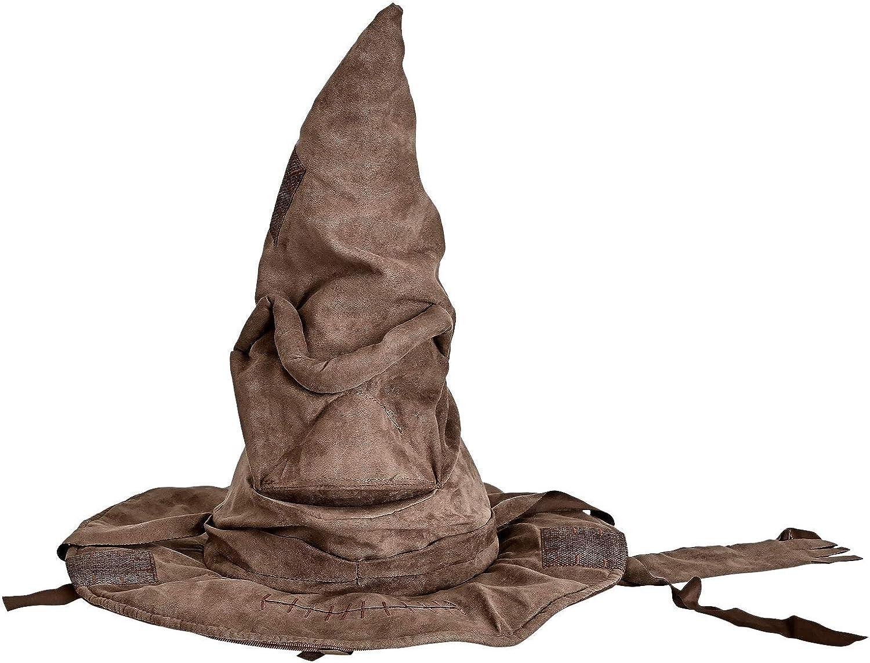 Harry Potter Sombrero Parlante Marron 43 X 38 Cm Amazon Es Hogar