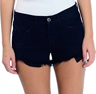 product image for 3x1 Women's WM5 Selvedge Cut Off Shorts in Morris