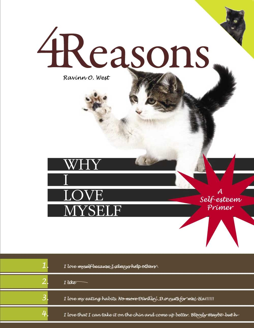 Download 4 Reasons Why I Love Myself pdf epub