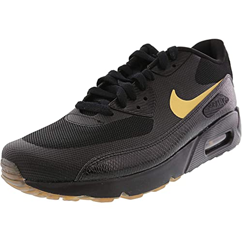 Nike Air Max 90 Essential Noir Jaune Nike Air Max 90 Ultra