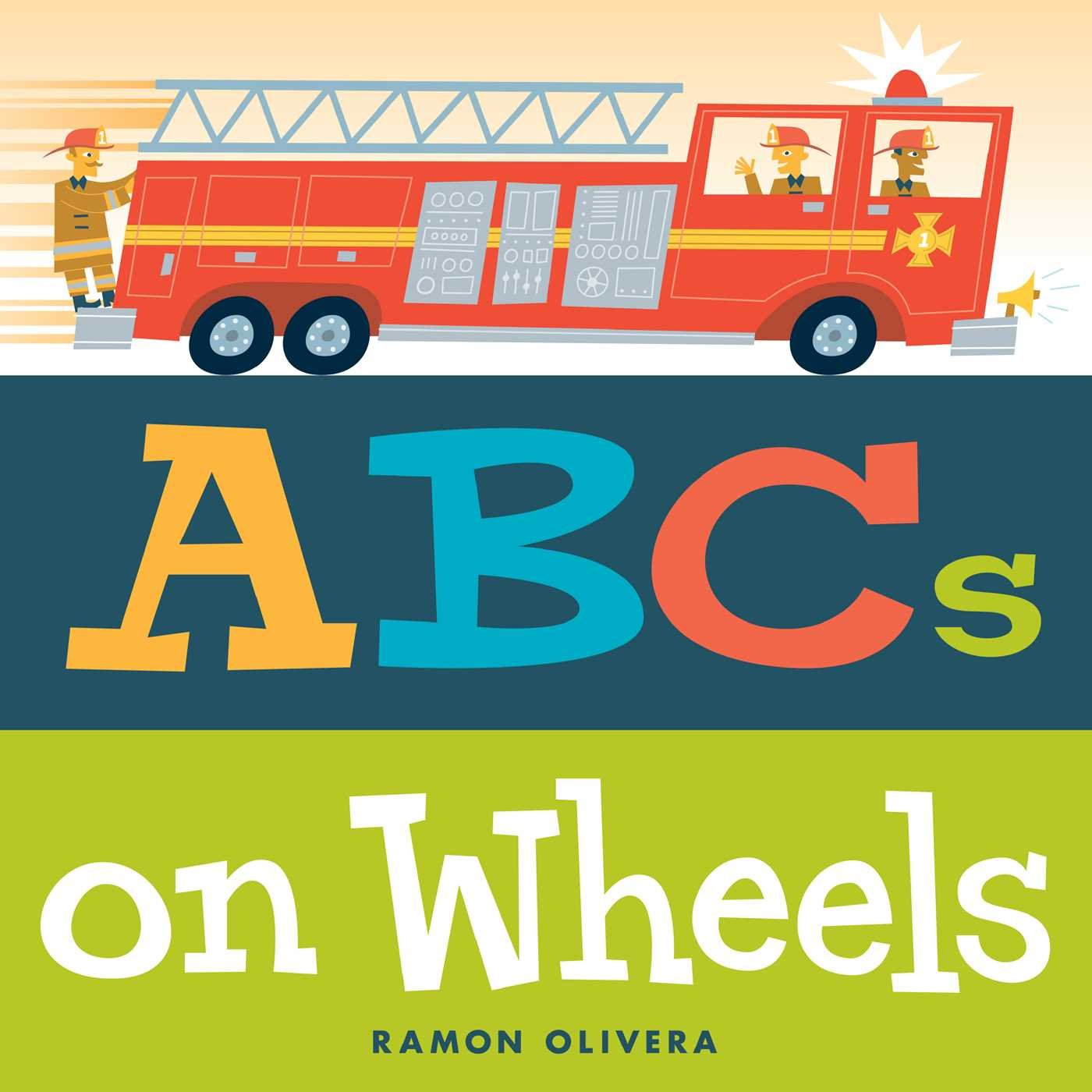 ABCs on Wheels by Little Simon