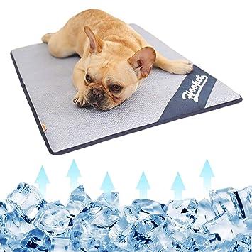 Amazon.com: Baiwka Dog Cooling Bed, Pet Cooling Pad Non ...