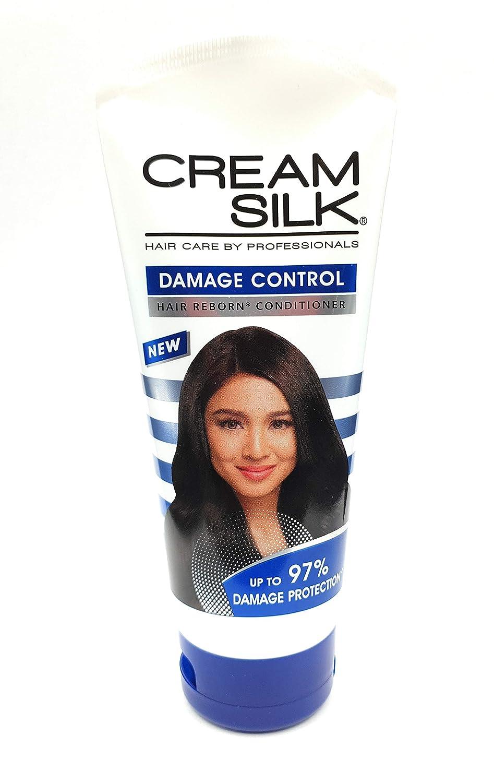 Cream Silk reCONSTRUCT Damage Control Conditioner 180mL