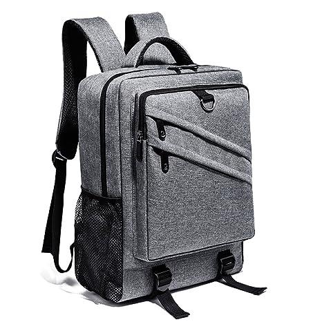 pteng grandes niños mochilas para PC portátil monocolor Outdoor Mochila del Caribe resistentes Mochilas Casual originales