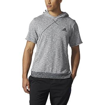 adidas Camiseta de Baloncesto John Pared de Manga Corta Sudadera con Capucha: ADIDAS: Amazon.es: Ropa y accesorios