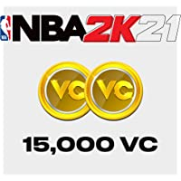 NBA 2K21: 15,000 VC - PS4 [Digital Code]