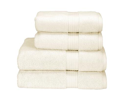 Christy Supreme Hygro toalla de baño, Almendra, Talla única: Amazon.es: Ropa y accesorios