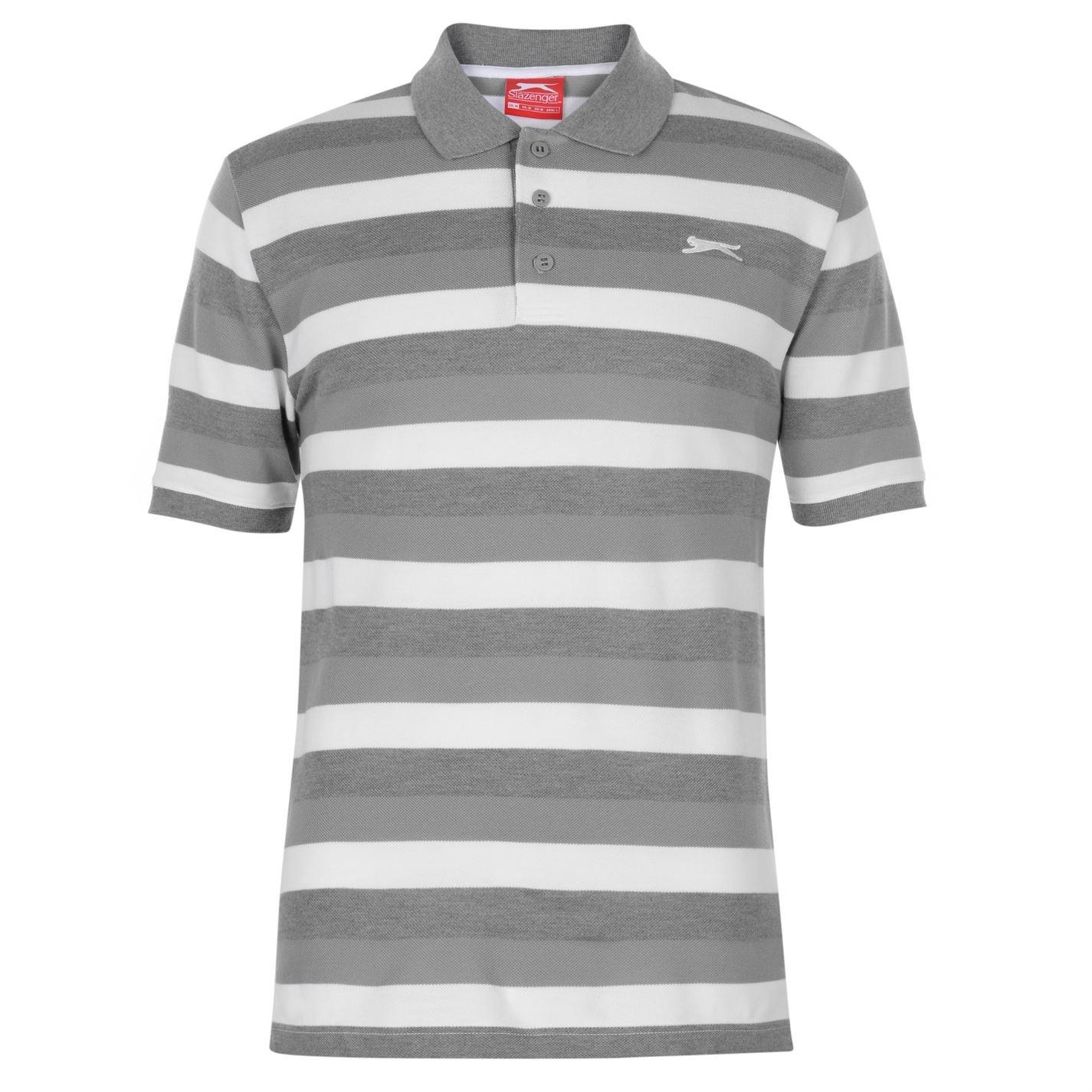 Slazenger Hombre Polo Camiseta: Amazon.es: Ropa y accesorios