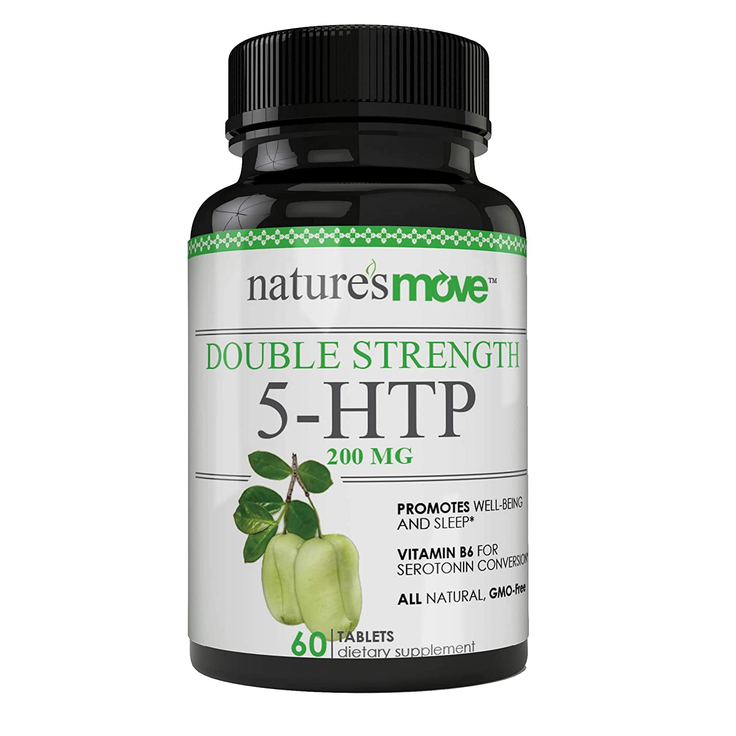 Nervous System Support, Premium Grade 5 HTP is A Natural Appetite Suppressant That Helps Improve Your Overall Mood Relaxation and A Restful Sleep top 5 natural sleep supplements - 71Uhpw uYWL - Top 5 Natural sleep supplements – reviews and buying guide