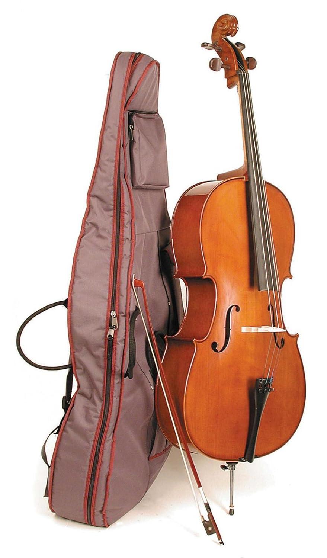 Amazon.com: Stentor 1108 Cello, tamaño 3/4: Musical Instruments