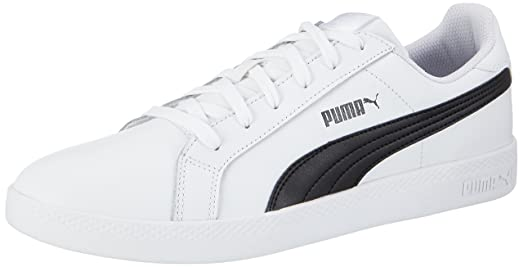 puma smash leather homme tennis