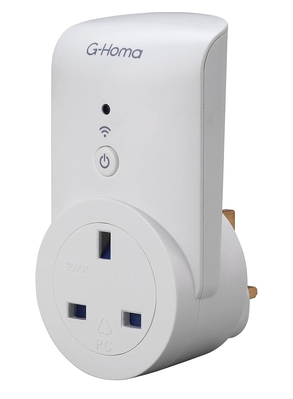 SMJ GHOMA Wi-Fi Plug GHOMAP