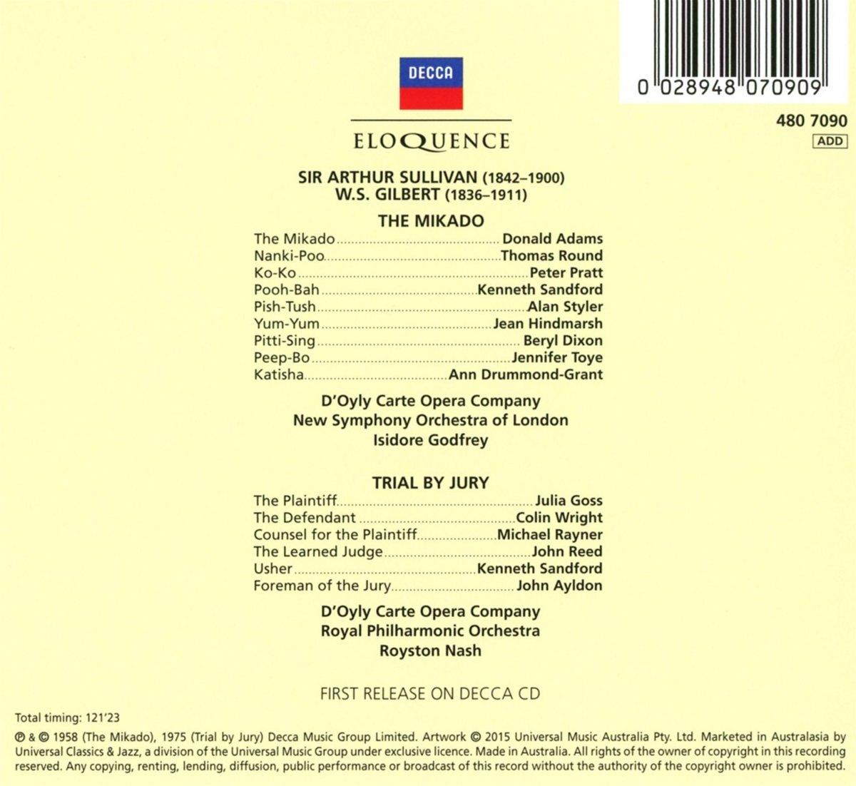 Isidore Godfrey; Royston Nash: Amazon: Music