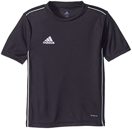 b7d2e0af2f68 Amazon.com   adidas Unisex Youth Soccer Core18 Training Jersey ...