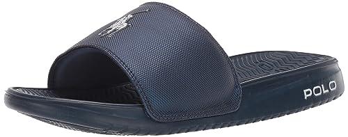 9e38933e585d Polo Ralph Lauren Mens Rodwell Slide Sandal  Amazon.ca  Shoes   Handbags