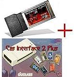 CAS Interface 2Plus USB + Diablo CAM WIFI 2,5