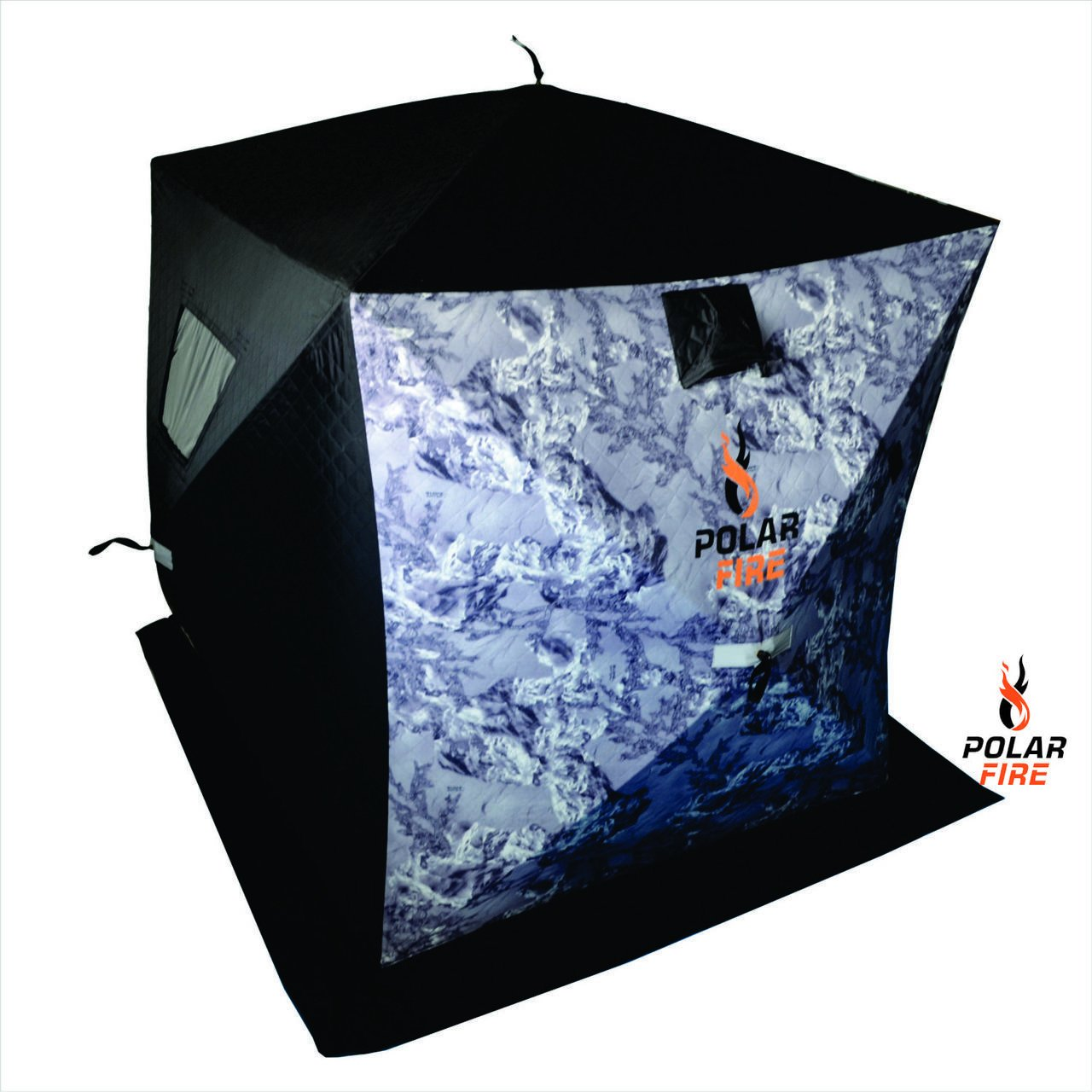 HT Polar Fire Xtreme TX 2-Man Shelter with Polar TX Insulation - Includes Free Items