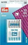 Prym - Carte 5 Aiguilles machines à coudre 130/705H