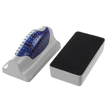 TOOGOO (R) Limpiador Limpia Cristales Iman Imantado Magnetico para Acuario
