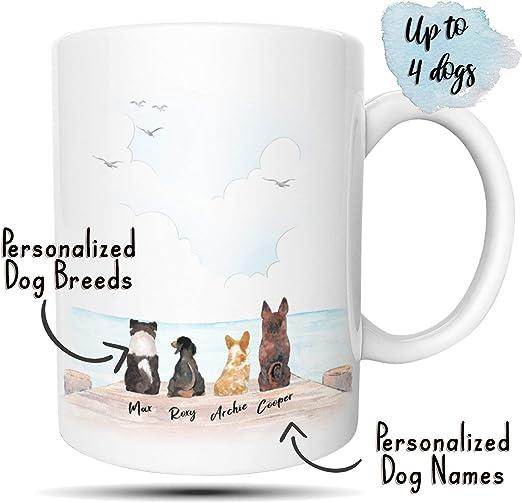 Personalizados Para Niños Personalizados para niños de los animales Tazas animales Tazas Tazas