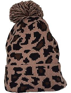 9d58c915 KGM Accessories Luxury Brown Leopard Red Border Print Scarf - Ladies ...
