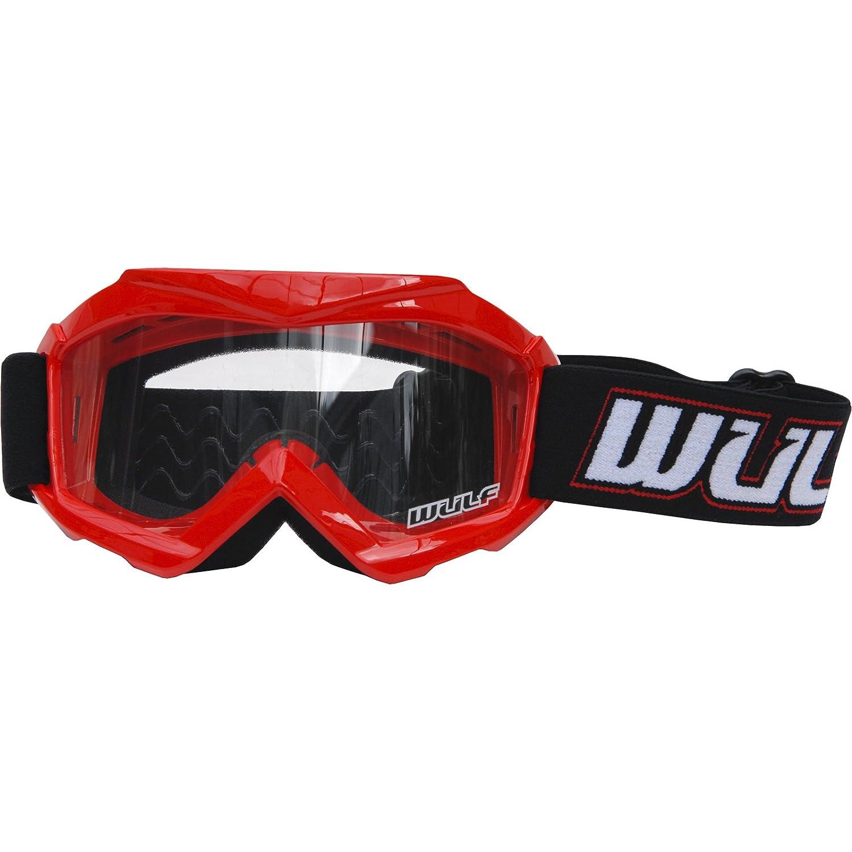 Wulf Cub Tech Junior Motocross Goggles