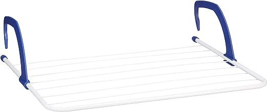 SABICHI S//STEEL 5 BAR WINDOW RADIATOR CLOTHES HANGING DRYER AIRER