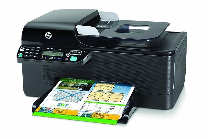 HP Officejet - Impresora multifunción (De inyección de Tinta ...