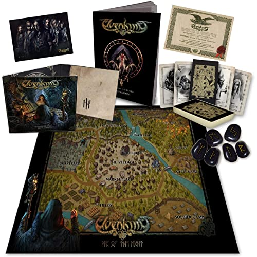 Elvenking - Reader of the Runes-Divination (Limited Fanbox)