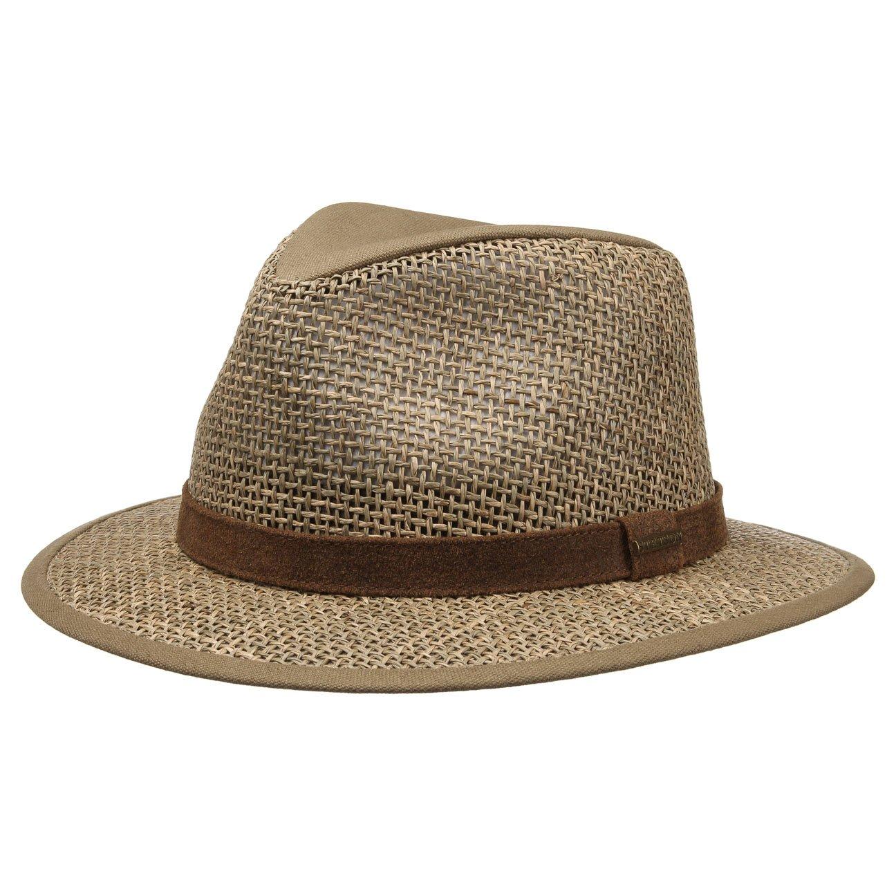 Stetson Medfield Seagrass Cappello uomo di paglia sole