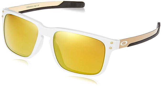 5f030f9dd0 Amazon.com  Oakley Men s Holbrook Mix (A) Sunglasses