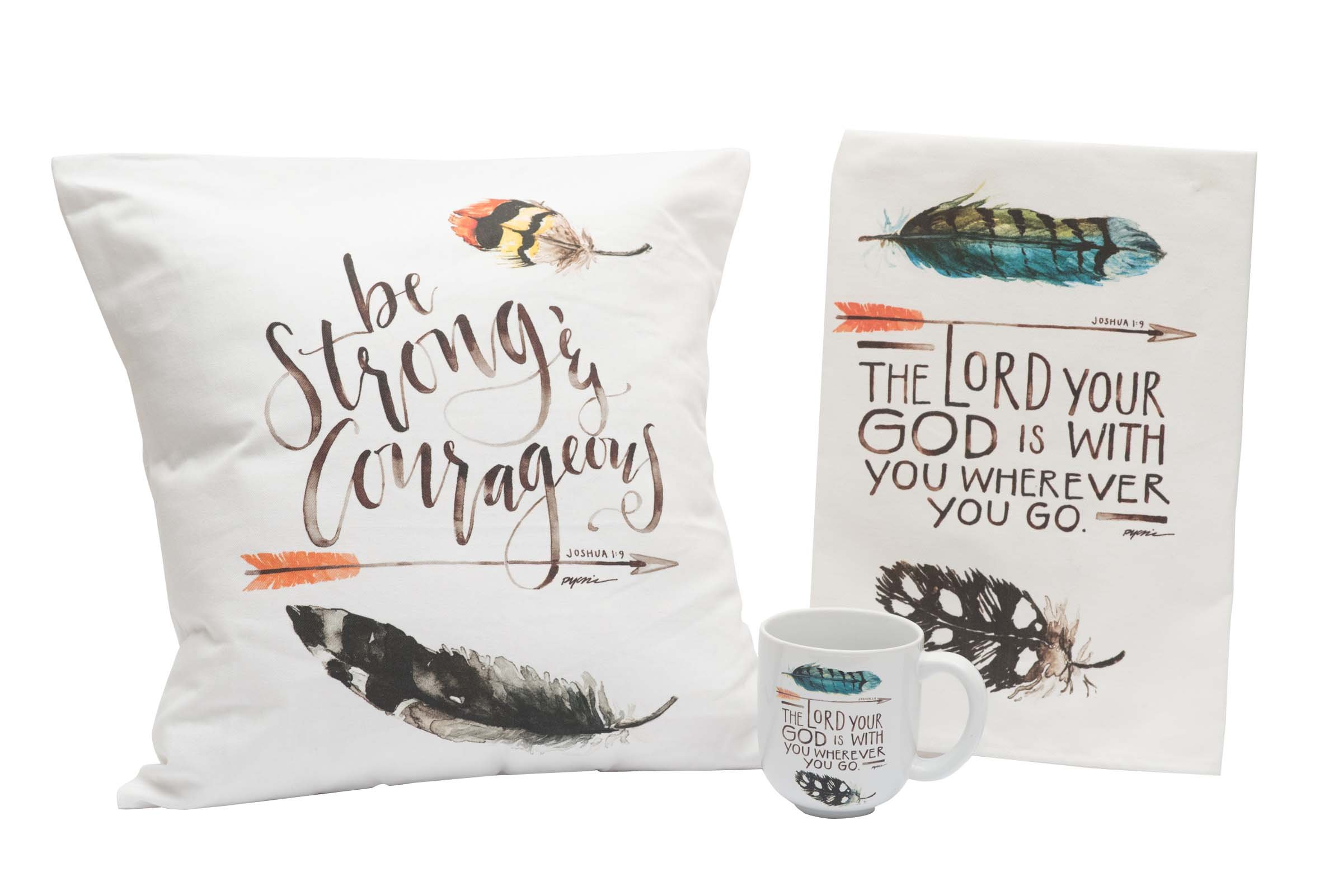 Carpentree the Lord Is with You Gift Set, 3 Piece