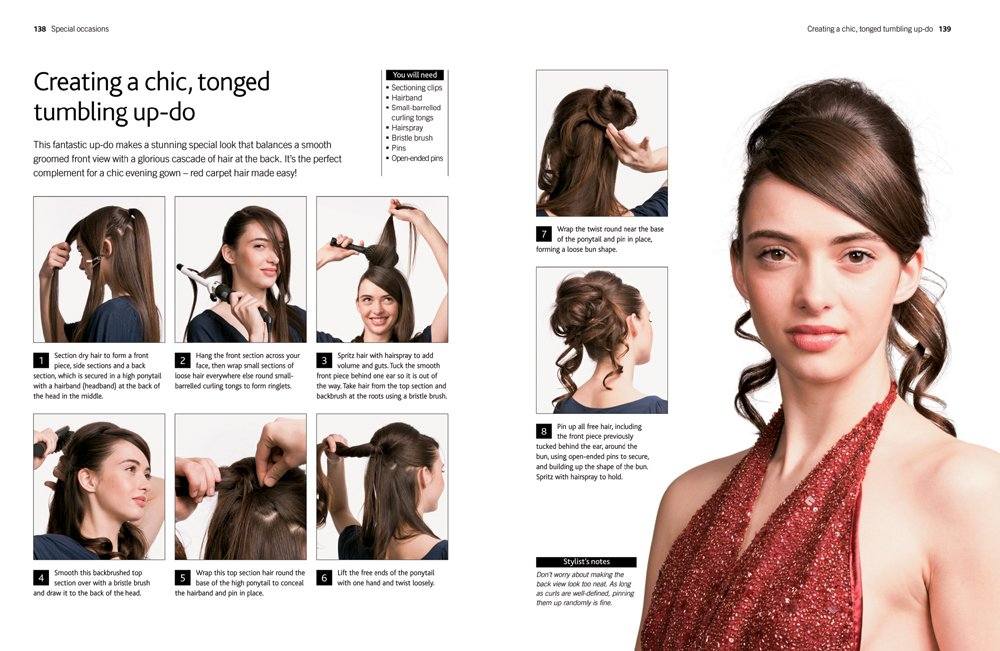 Step By Hairstyles 85 Salon Looks To Create A Comprehensive Guide Styling Your Hair For Stunning Results With More Than 80 Complete Shown