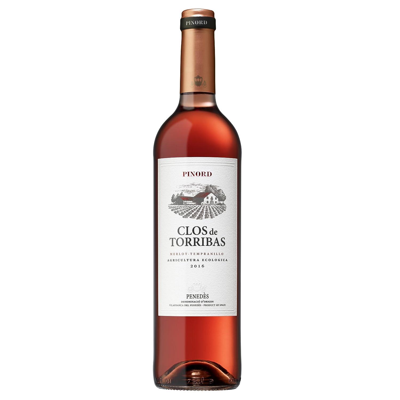 Pinord Clos de Torribas Rosado Vino - 750 ml - [paquete de 3]: Amazon.es: Alimentación y bebidas