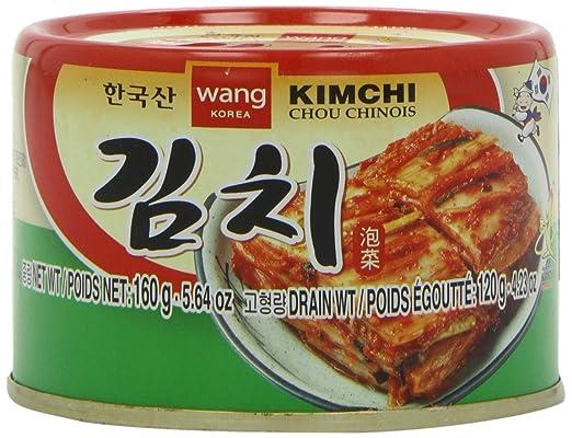 3 opinioni per Wang Kimchi con Cavolo Cinese- 160 gr
