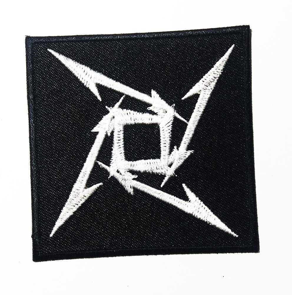 Amazon.com: Music M Ninja Shuriken American Metal Band Music ...