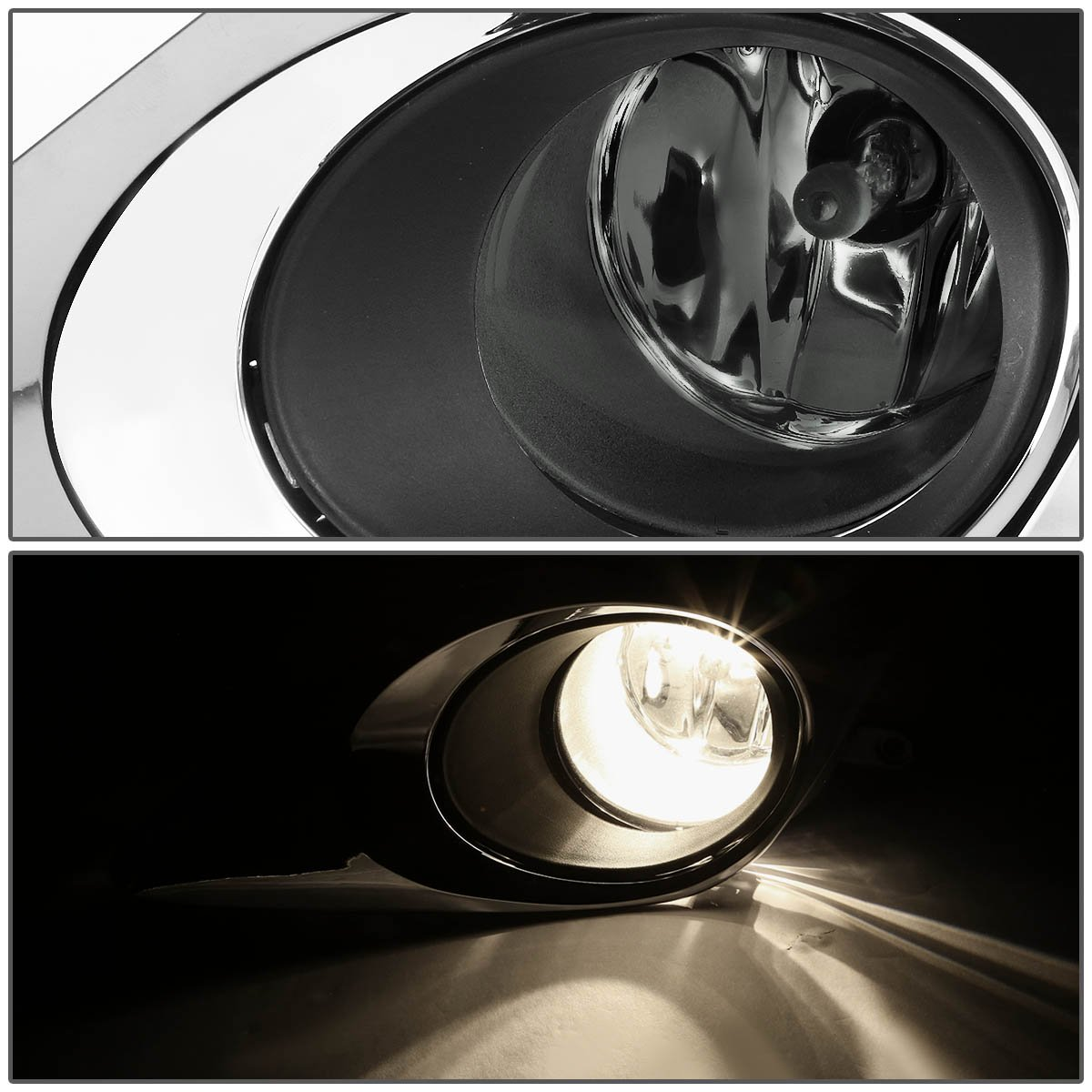 TarosTrade 36-0570-N-16687 Fog Light