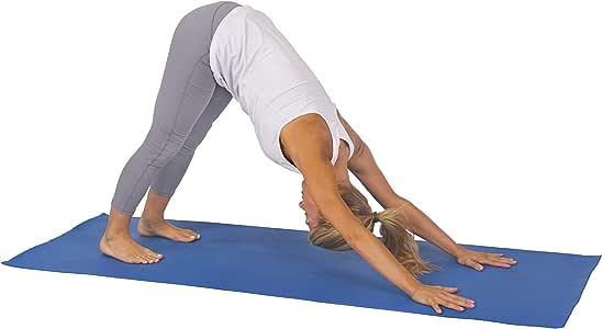 Amazon.com: Alfombrilla de yoga Sunny Health & Fitness ...