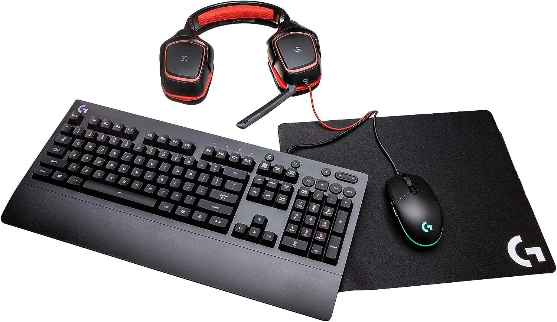 Logitech G Gear UP - Ratón para Videojuegos, Teclado, Auriculares ...