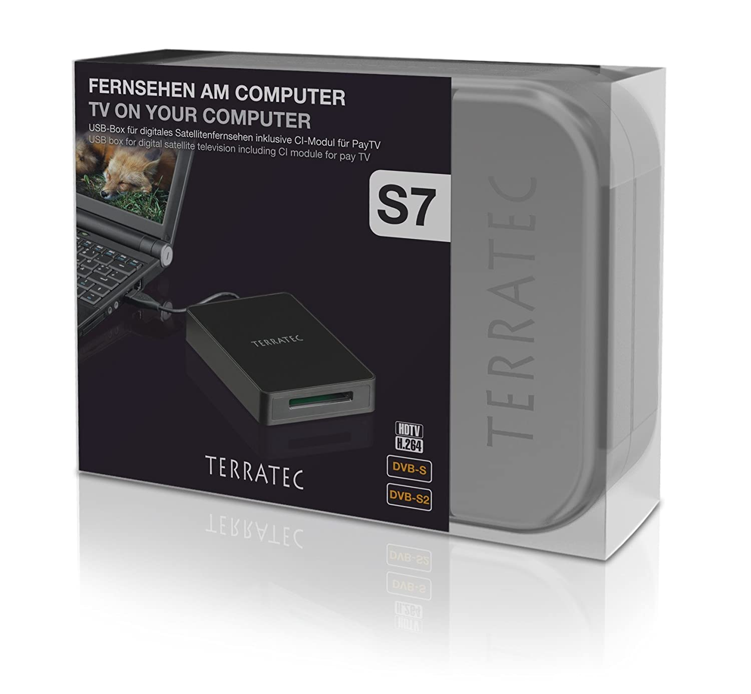 TerraTec S7 Rev.4 TV Box Drivers Mac