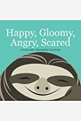 Happy, Gloomy, Angry, Scared