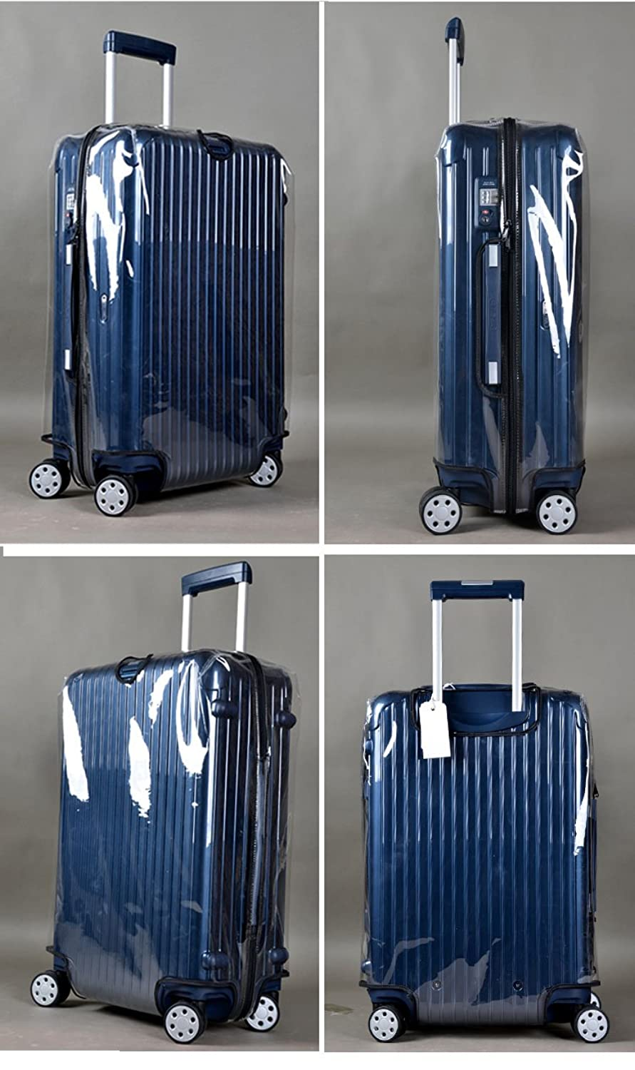 Amazon.com | Cover For Rimowa Salsa Deluxe Luggage Protector Suitcase  Protective Cover 830 | Packing Organizers