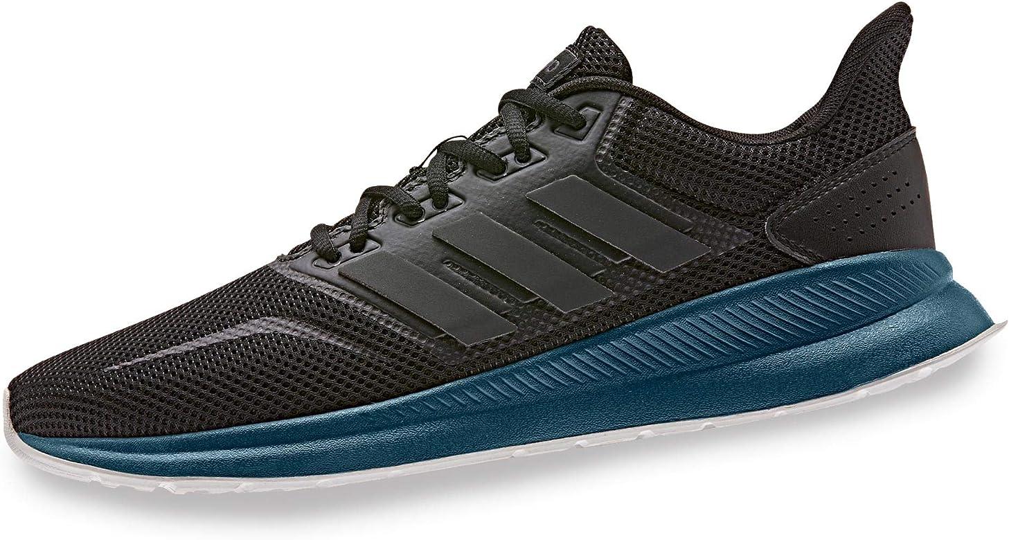 Adidas RUNFALCON, Zapatillas de Trail Running para Hombre, Multicolor (Negbás/Grisei/Mintec 000), 40 EU: Amazon.es: Zapatos y complementos