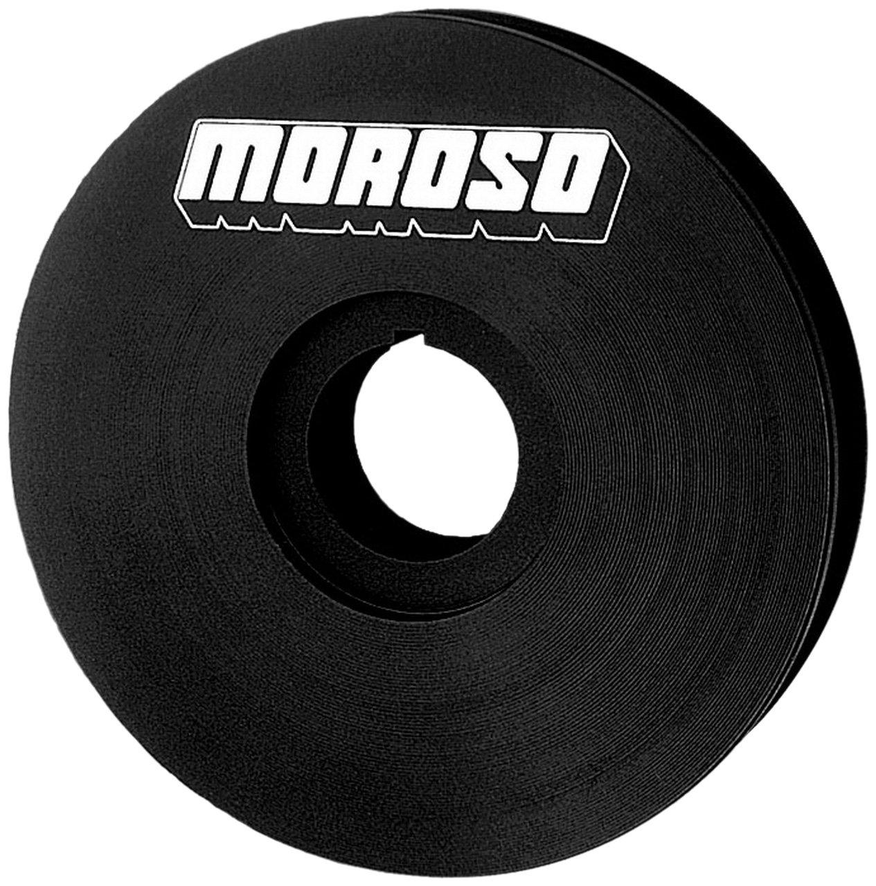 Moroso 23523 4 V-Belt Crankshaft Pulley