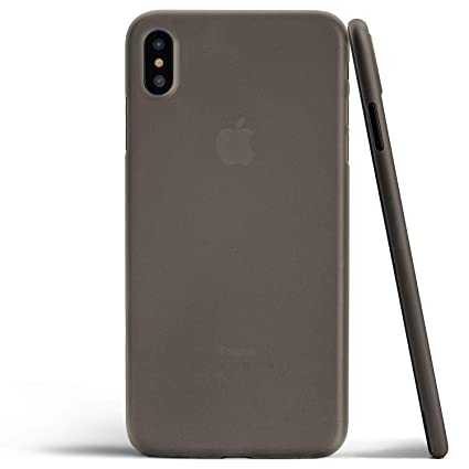 hot sales cf0a7 48636 totallee Thin iPhone Xs Max Case, Thinnest Cover Ultra: Amazon.in ...