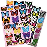 Amazon Price History for:Wall Decal Butterfly, 80 PCS Wall Sticker Decals, 3D Butterfly Stickers for Room Home Nursery Decor