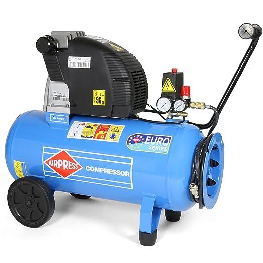 Impresión Aire - Compresor 2,5 ps/50 l tipo HL 360/50 ...