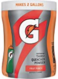 Gatorade Perform 02 Fruit Punch Powder-18.4 oz